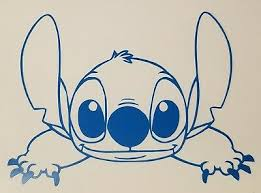Disney Stitch Vinyl Window Car Decal Sticker Ebay