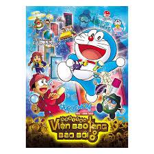 Doraemon Hoạt Hình Màu - Nobita Và Viện Bảo Tàng Bảo Bối (Tái Bản ...