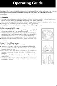 3002563 Micro Shields User Manual Radio Systems