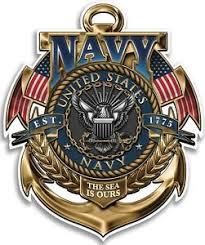 Bumper Window 3m Reflective Sticker Decal U S Navy Emblem New Choose 2 4 6 Ebay