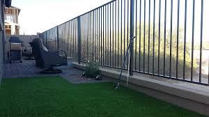 New Rattlesnake Barrier At A Oro Valley Arizona Snake Fence Llc Facebook