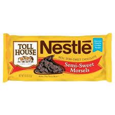 nestle toll house semisweet