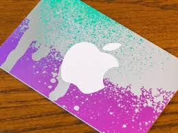 itunes gift card for black friday