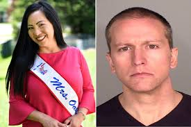 Wife of ex-cop Derek Chauvin reportedly filing for divorce