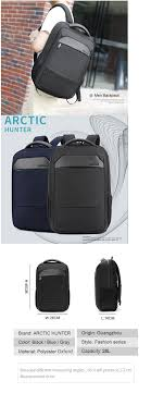 ARCTIC HUNTER B00111 Laptop Backpack ...