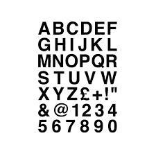 16 2 23cm Alphabet Letters Numbers Personalized Custom Car Sticker Classic Vinyl Car Body Decals Black Silver C9 0089 Custom Car Stickers Car Stickervinyl Car Aliexpress