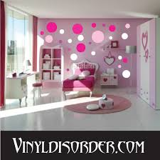 216 Dots Circles Wall Decal Kit Vinyl Decal Car Decal Many Sizes Available