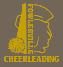 Cheer Car Window Decal 5 Wide