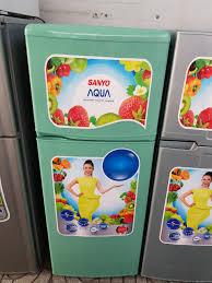Tủ lạnh Sanyo cũ chính hãng giá rẻ