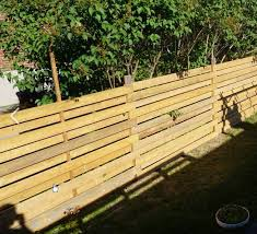 Can I Expect Any Problems Sagging If I Build My Fence With 6 X8 Panels Like This Home Improvement Stack Exchange
