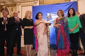 New York: United Nations Ambassador Hardeep Singh Puri, Consul General of  India in New York, Riva