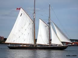bluenose ii schooner sailboats
