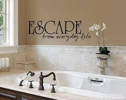 Bathroom Wall Decal Etsy In Decors