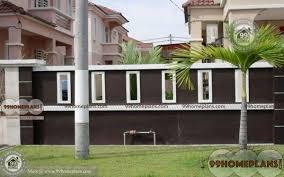 Kerala House Compound Wall Designs Photos Home Interior Compound Wall Design Fence Design Compound Wall