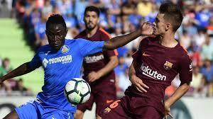 Live Commentary - Getafe vs Barcelona ...
