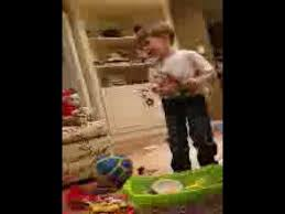 Dancing at the chick monks song - YouTube