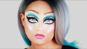 anime inspired makeup tutorial drag