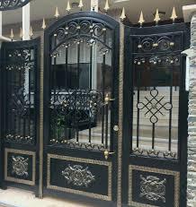 Wrought Iron Fence Gate Procura Home Blog