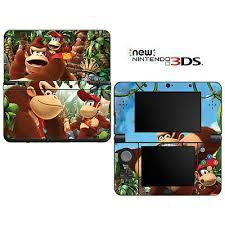 Vinyl Skin Decal Cover For Nintendo New 3ds Donkey Kong Country Returns Ebay