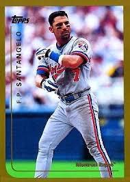 Amazon.com: 1999 Topps Baseball Card #77 F.P. Santangelo: Collectibles &  Fine Art