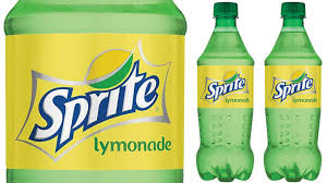 coca cola just dropped new sprite