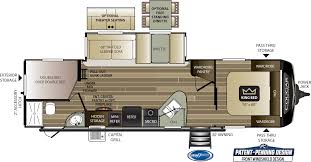 cougar half ton travel trailers 29bhs