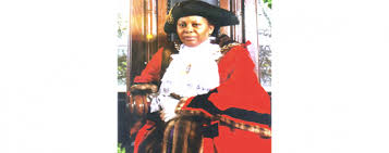 NSOCA | Former Mayor of Southwark- Ms. Althea Smith