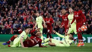 40 صورة تلخص ليلة الشهد والدموع فى ريمونتادا ليفربول ضد برشلونة اليوم السابع