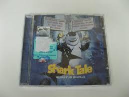 Shark Tale Soundtrack - Dreamworks Original Motion Picture - CD Compact  Disc