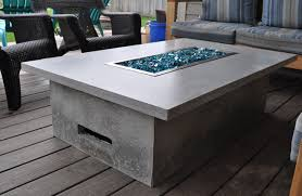 brilliant outdoor gas fire pits designs