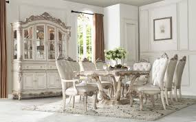 Traditional Dining Room Furniture White Formal Dining Room Sets