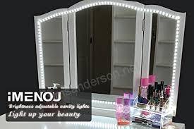 imenou led vanity mirror lights kit