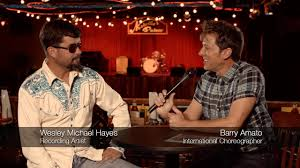 Wesley Michael Hayes Interview - YouTube