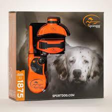 Sportdog Upland Hunter 1875 Dog Training Collar Hunting Dogs Waterproof Collars