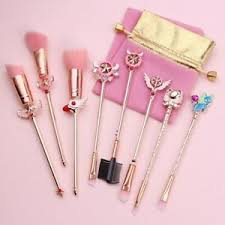 makeup brushes set cosplay props