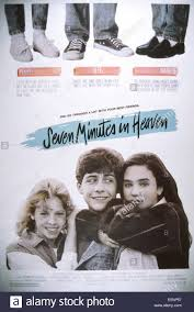 SEVEN MINUTES IN HEAVEN, US poster art, from left: Maddie Corman ...