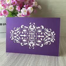 Flores Purpuras Invitaciones De Boda Online Flores Purpuras