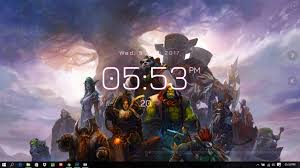 warcraft wallpaper engine free