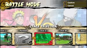 Naruto Ultimate Ninja Shippuden Storm 4 Impact for Android - APK Download