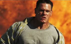 The Marine (2006) starring John Cena, Robert Patrick, Kelly Carlson,  Anthony Ray Parker, Abigail Bianca, Jerome Ehlers, Manu Bennett directed by  John Bonito Movie Review
