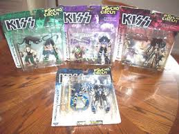 ace frehley paul peter criss figures