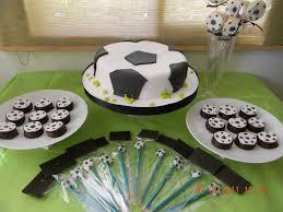 Pastel Decorado Como Pelota De Soccer Com Imagens Festa