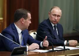 How do you solve a problem like Dmitry Medvedev? – POLITICO