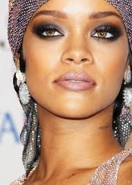 celebrity makeup ideas for hazel eyes