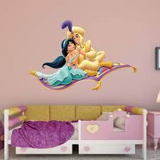 Fathead Aladdin And Jasmine Magic Carpet Wall Decal Walmart Com Walmart Com
