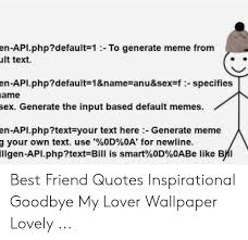 en aplphp default to generate meme from lt text en aplphp default