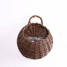 decorative wall hanging basket