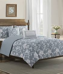 clearance blue comforters down