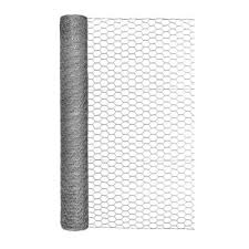 Garden Zone Galvanized Hex Poultry Netting Chicken Wire 36 In X 50 Ft 163650db At Tractor Supply Co
