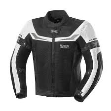 leather sport mens motorcycle jacket
